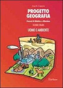Copertina di 'Progetto geografia. Percorsi di didattica e riflessione'