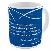 """SpiriTazza """"Entrare nel cielo"""" (Santa Teresa d'Avila) - Santa Teresa d'Avila"""