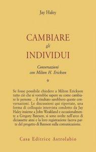 Copertina di 'Conversazioni con Milton Erickson'