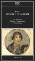 Liriche e frammenti. Testo greco a fronte - Saffo
