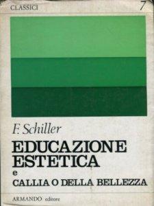 Copertina di 'Lettere sull'educazione estetica dell'uomo. Callia o della bellezza'