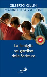 Copertina di 'La famiglia nel giardino della scritture'