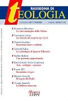Rassegna di Teologia n. 3/2011