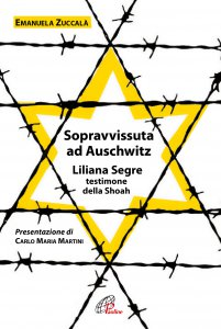 Copertina di 'Sopravvissuta ad Auschwitz'
