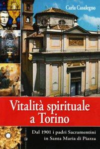 Copertina di 'Vitalità spirituale a Torino'