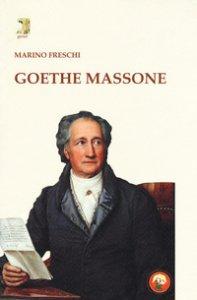 Copertina di 'Goethe massone'