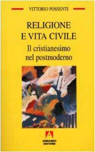 Copertina di 'Religione e vita civile'