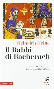 Copertina di 'Il Rabbi di Bacherach'