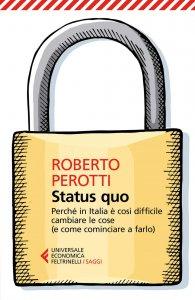 Copertina di 'Status quo'