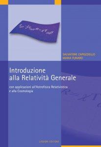Copertina di 'Introduzione alla Relatività Generale'