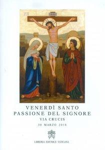 Copertina di 'Venerdì Santo, passione del Signore'