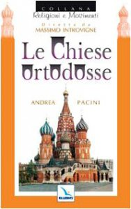 Copertina di 'Le Chiese ortodosse'
