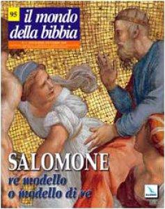 Copertina di 'Salomone. Re modello e modello di re'