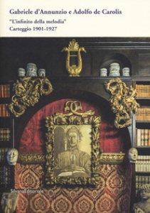 Copertina di 'Gabriele d'Annunzio e Adolfo De Carolis'