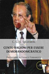 Copertina di 'Cento ragioni per essere demorandomcratico'