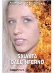 Copertina di 'Salvata dall'inferno'
