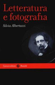 Copertina di 'Letteratura e fotografia'