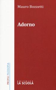 Copertina di 'Adorno.'