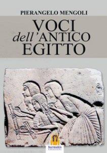 Copertina di 'Voci dell'Antico Egitto'