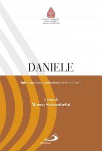 Copertina di 'Daniele. Introduzione, traduzione e commento'