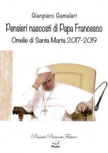 Copertina di 'Pensieri nascosti di Papa Francesco'