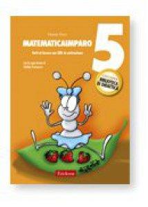 Copertina di 'MatematicaImparo'