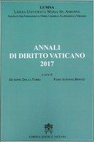 Annali di diritto vaticano 2017