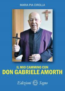Copertina di 'In cammino con don Gabriele Amorth'