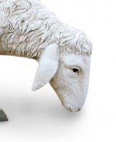 Immagine di 'Pecora che bruca Linea Martino Landi - presepe da 50 cm'