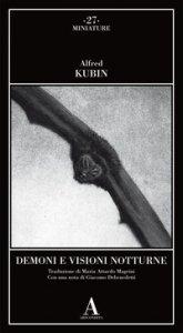 Copertina di 'Demoni e visioni notturne'
