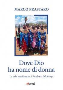Copertina di 'Dove Dio ha nome di donna'