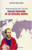 Pauline Preaching of an Integarl Gospel - Saviour Menachery
