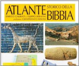 Copertina di 'Atlante storico della Bibbia'