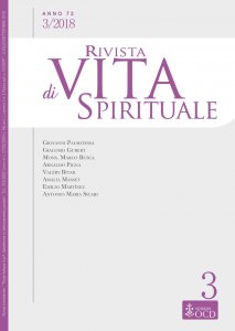 Copertina di 'Rivista di Vita Spirituale. Anno 72, 3/2018'