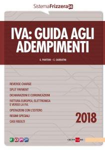 Copertina di 'Iva: Guida agli adempimenti 2018'