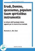 Erudi, Domine, Quaesumus,  populum tuum spiritalibus instrumentis - Renato De Zan