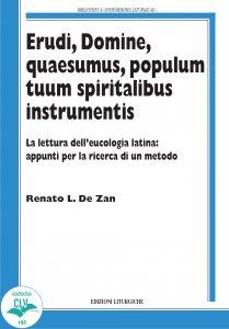 Copertina di 'Erudi, Domine, Quaesumus,  populum tuum spiritalibus instrumentis'