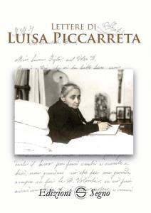 Copertina di 'Lettere di Luisa Piccarreta'