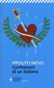 Copertina di 'Le confessioni di un italiano'