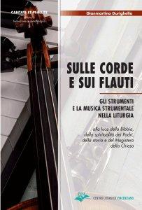 Copertina di 'Sulle corde e sui flauti'