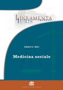 Copertina di 'Medicina legale e delle assicurazioni'