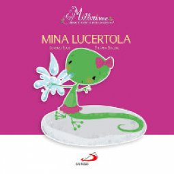 Copertina di 'Mina lucertola'