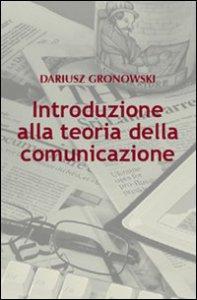 Copertina di 'Introduzione alla teoria della comunicazione.'