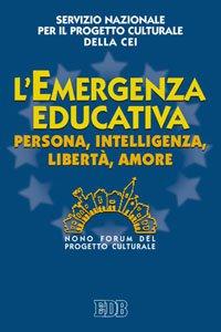Copertina di 'L' emergenza educativa'