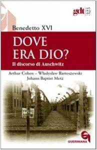 Copertina di 'Dove era Dio? Il discorso di Auschwitz (gdt 323)'