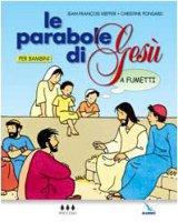 Le parabole di Gesù a fumetti - Ponsard Christine, Kieffer Jean-François