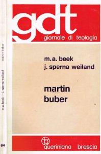 Copertina di 'Martin Buber (gdt 064)'