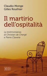 Copertina di 'Il martirio dell'ospitalità'