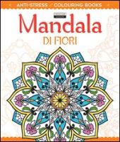 Mandala di fiori. Antistress