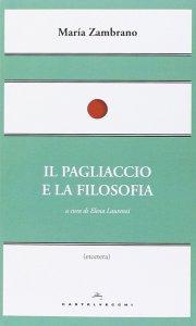 Copertina di 'Pagliaccio e la filosofia. (Il)'